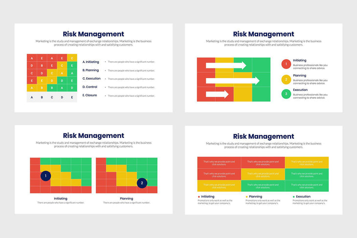 Risk Management Infographics Template PowerPoint Keynote Google Slides PPT KEY GS