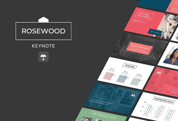 Rosewood Real Estate Keynote Template