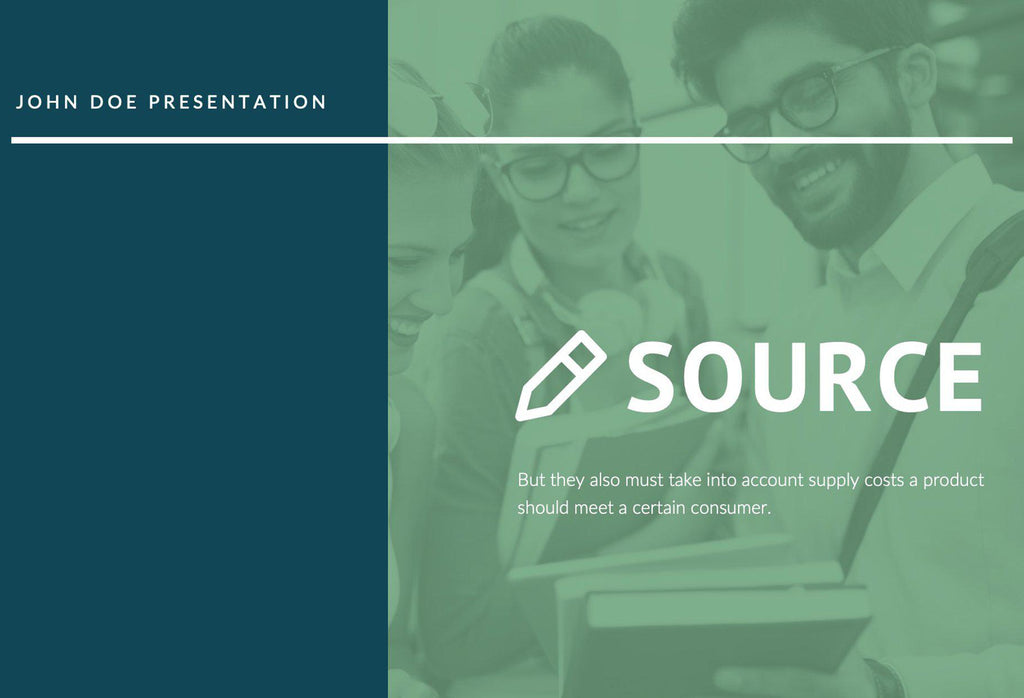 Source Education PowerPoint Template