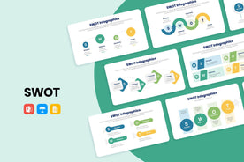 SWOT Infographics-PowerPoint Template, Keynote Template, Google Slides Template PPT Infographics -Slidequest