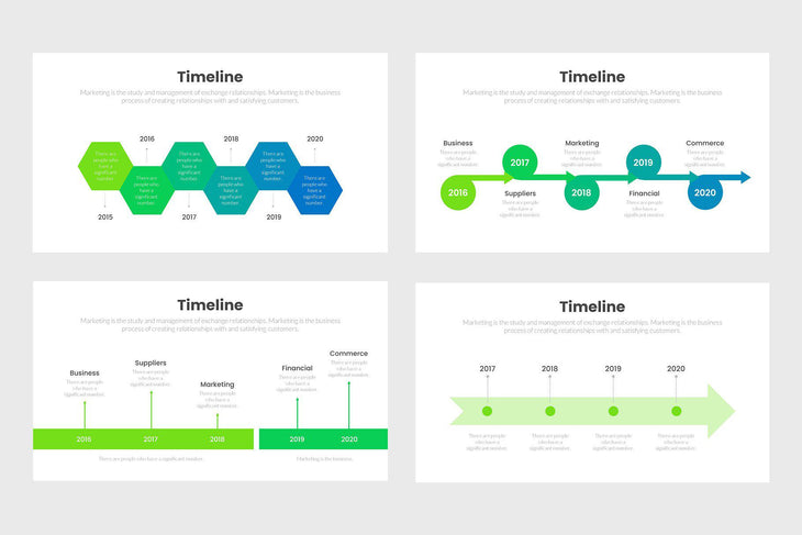 Timeline Infographics Template PowerPoint Keynote Google Slides PPT KEY GS