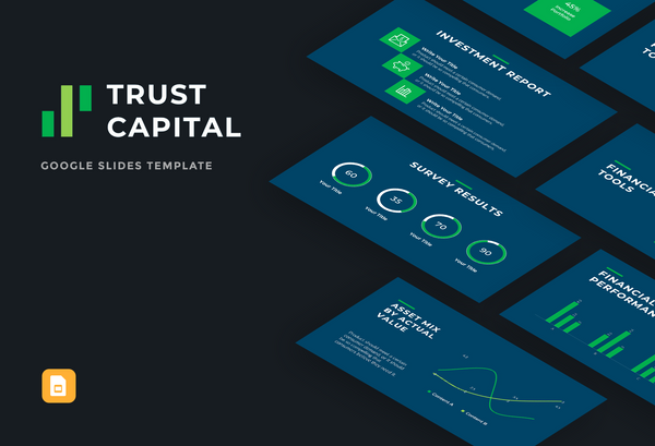 Trust Capital Finance Google Slides