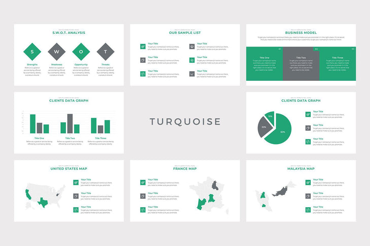 Company Profile Powerpoint Template Slidequest
