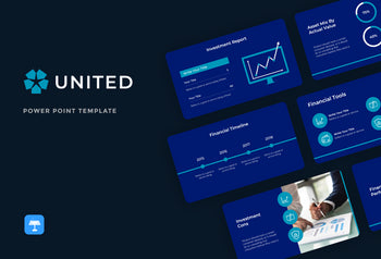 United Finance Keynote Template