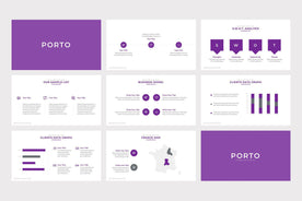 Porto Business Google Slides