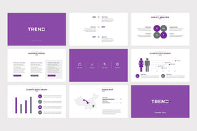 Trend Business Google Slides