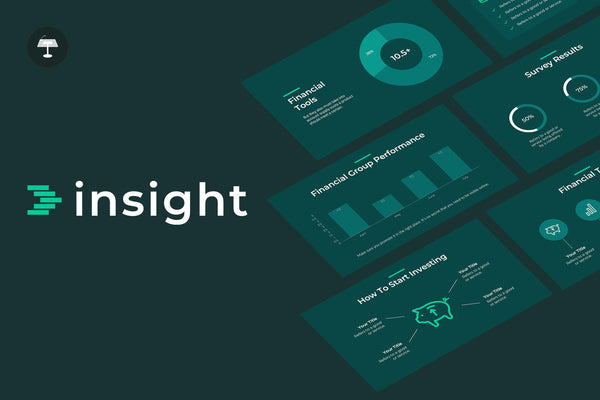 Insight Finance Keynote Template