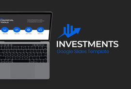 Investments Finance Google Slides-PowerPoint Template, Keynote Template, Google Slides Template PPT Infographics -Slidequest
