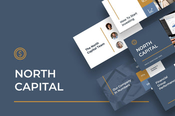 North Capital Finance Google Slides