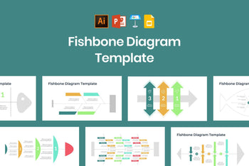 Fishbone Diagram Template - TheSlideQuest