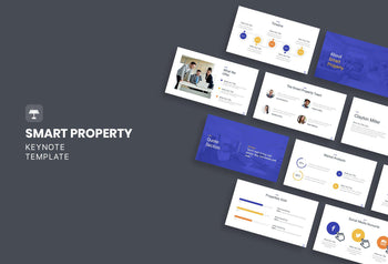 Smart Property Real Estate Keynote Template