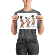 Load image into Gallery viewer, Dance Off Glossy Poster