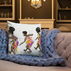 Dance Off Premium Pillow