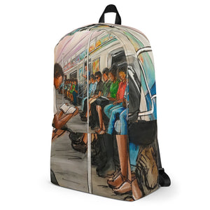 Train Ride Backpack