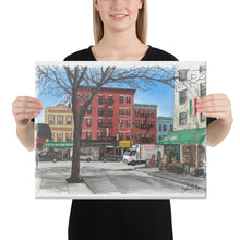 Load image into Gallery viewer, Arthur Ave Canvas