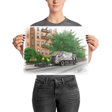 Load image into Gallery viewer, DSNY - Photo quality paper poster