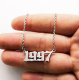 19XX Necklace