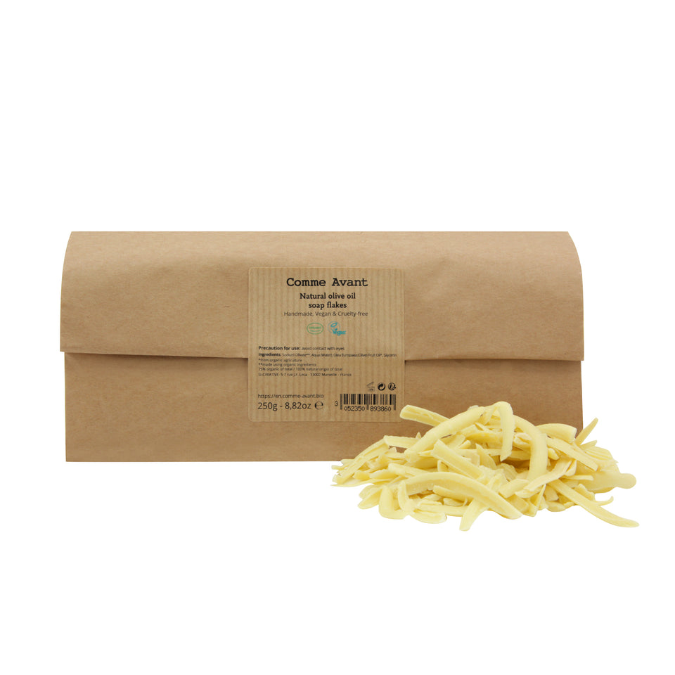 olive oil soap flakes