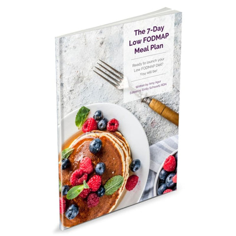7-Day Low FODMAP Meal Plan