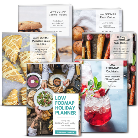 Low FODMAP Holiday Bundle
