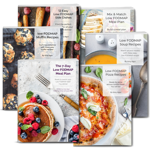 Low FODMAP Kickstarter Pack | Special Offer