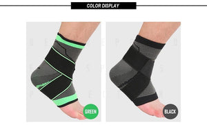 3D Ankle/Foot Compression Pad Evofine