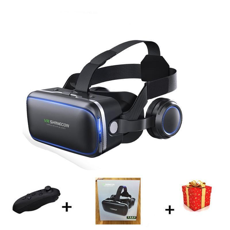 3d Virtual Reality Headset Evofine