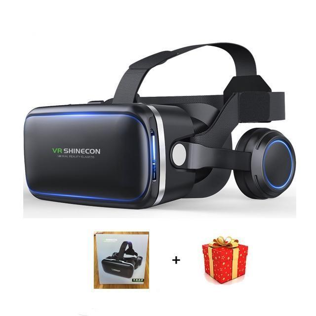3d Virtual Reality Headset Evofine Glasses add Box