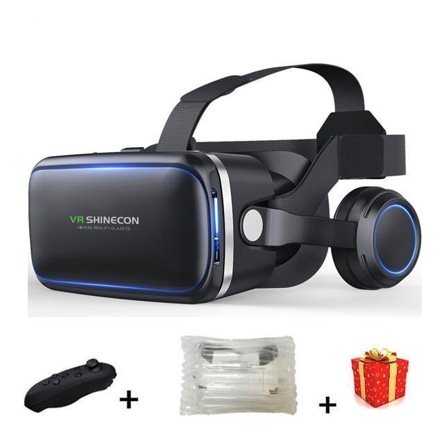 3d Virtual Reality Headset Evofine Glasses add Remote