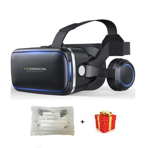 3d Virtual Reality Headset Evofine Glasses only