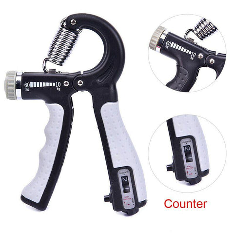 Adjustable Hand Grip, R-Shape Strength Exercise Gripper Hand Grip EvoFine
