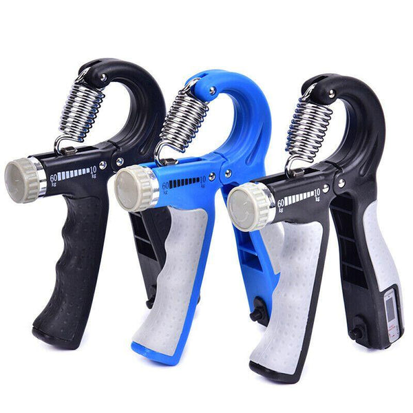 Adjustable Hand Grip, R-Shape Strength Exercise Gripper