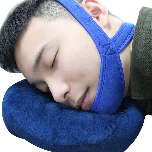 Anti Snore Chin Strap for Snoring Solution, Upgraded Chin Straps for Men Women