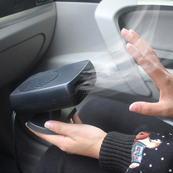 Car ABS Auto Heater Cooling Fan