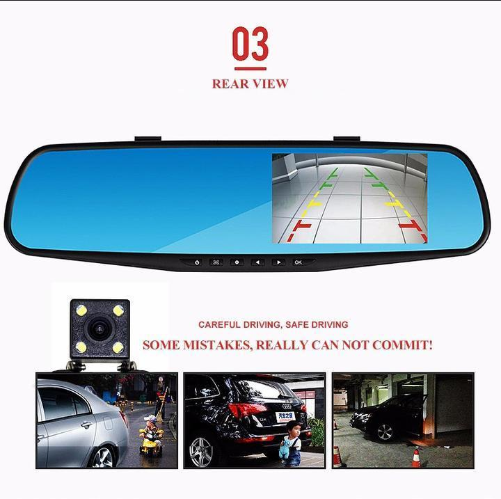 Car DVR Camera Recorder 1080P Evofine