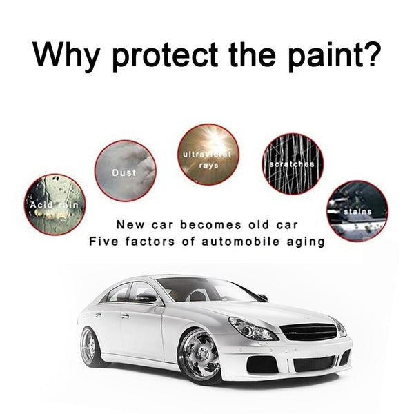 Car Paint Protection Spray with Advanced Nano Coating Technology