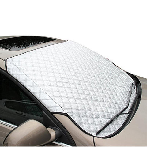 Car Windshield Snow Cover with 4 Layers Protection Car accessories EvoFine