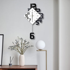 Creative Modern Wall Clock EvoFine