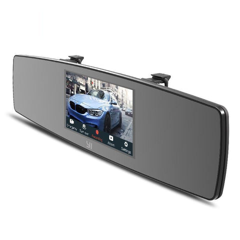 Dual Dashboard Touch Screen Dash Cam Evofine Add 16G SD Card