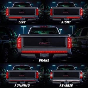 Exclusive led tailgate light bar Evofine