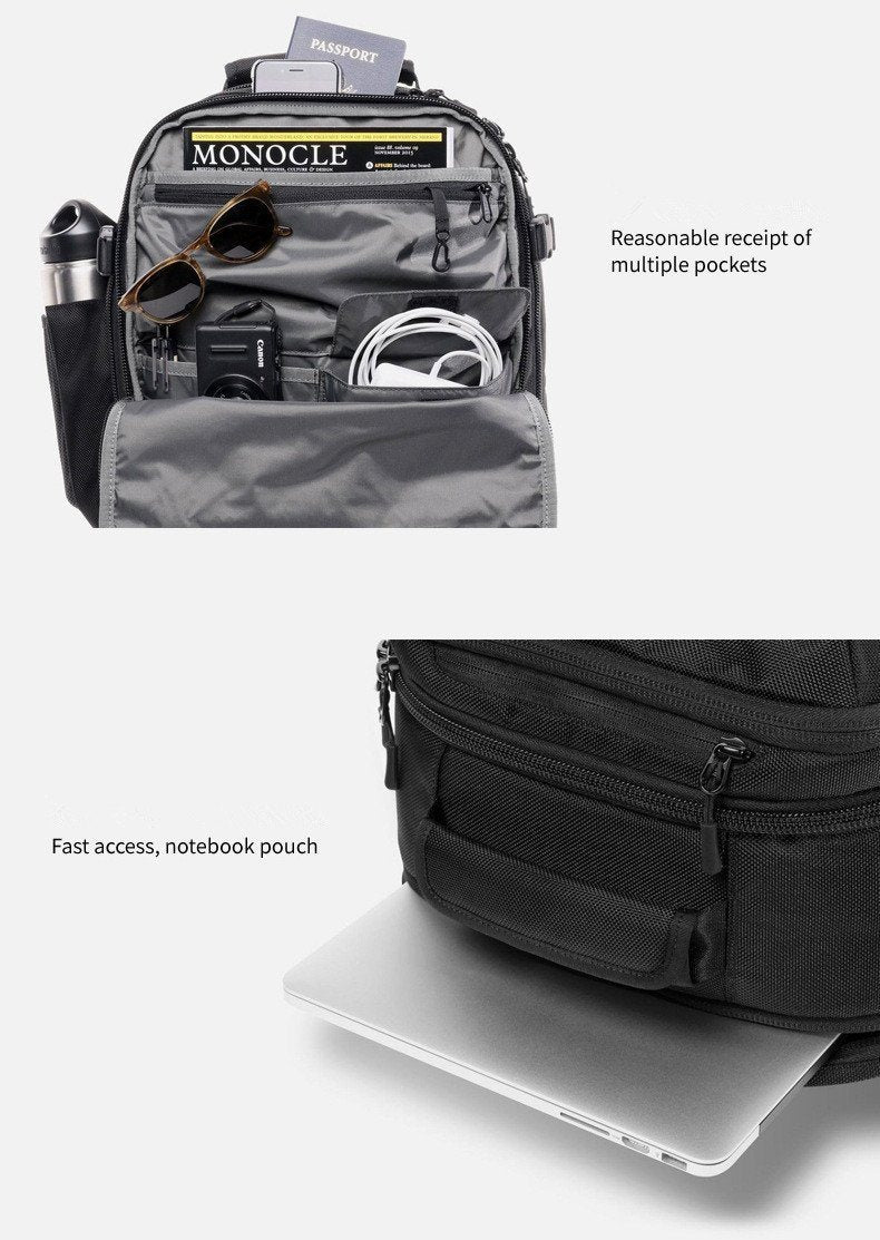 Exclusive Travel Backpack Large Capacity Evofine