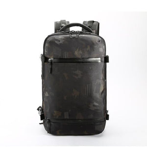 Exclusive Travel Backpack Large Capacity Evofine Camouflage 17 Inches