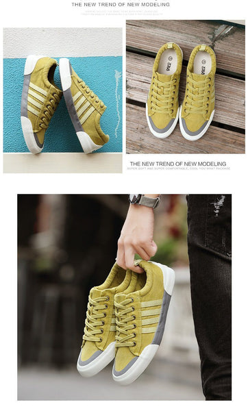 Fashion Canvas Shoes