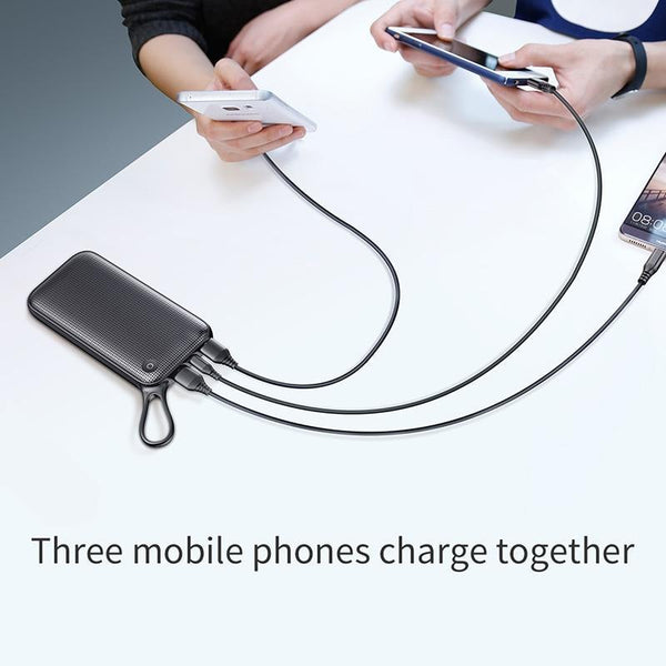 Fast Charging Power Bank QC3.0 20000mAh