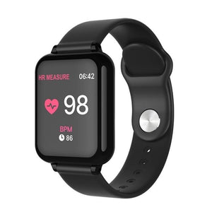 Fitness Sports Smartwatch EvoFine Black