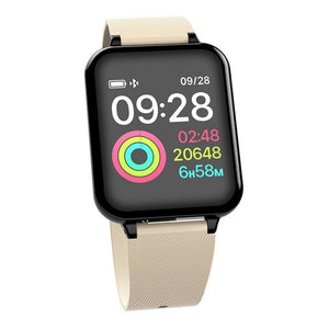 Fitness Sports Smartwatch EvoFine Purple