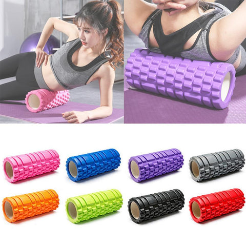 Foam Roller - Medium Density Deep Tissue Massager Foam Roller EvoFine