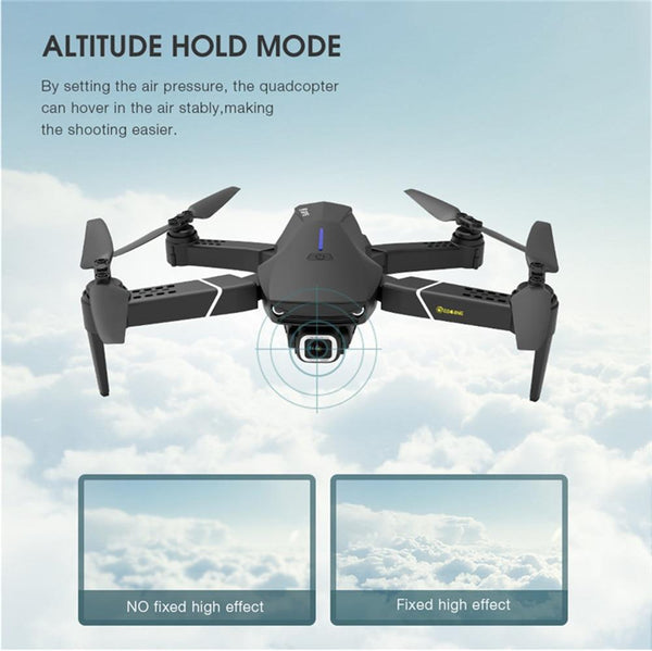 Foldable GPS Drone with 4K Camera for Adults