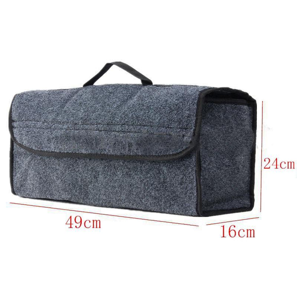 Fordable Car Trunk Bag Organizer