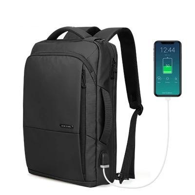 Large Capacity Travel Backpack - Anti thief Laptop Backpack With USB Port laptop backpack EvoFine Default Title